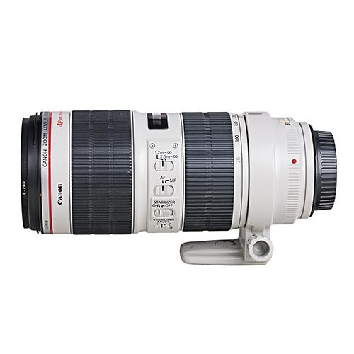 CanonEF 70-200mm f/2.8L IS II USM Lens
