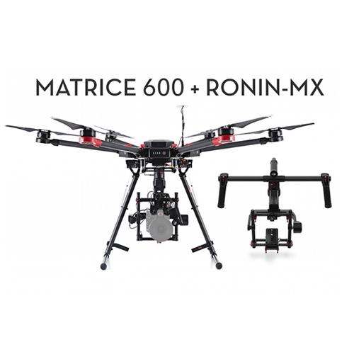 matrice 600 & Ronin mx