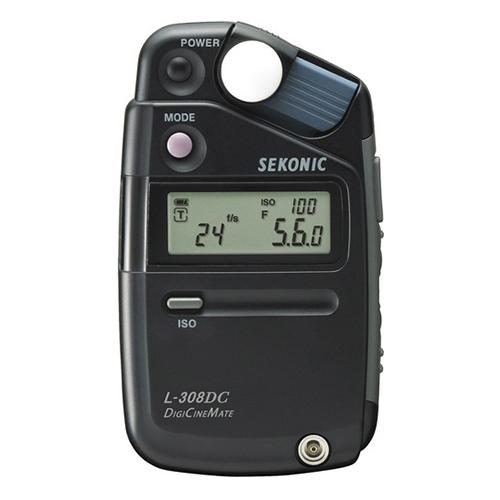 SekonicL-308DC-U DigiCineMate Light Meter