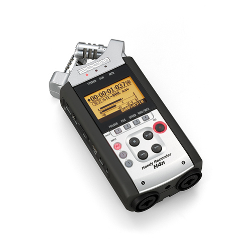 Zoom H4 Recorder