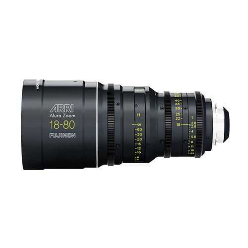 ARRI Alura 18-80mm T2.6 Zoom
